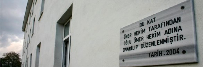 Şehli Mahallesi Bölge Yatılı Okulunda Tadilat