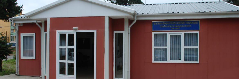 Giresun Kale Devlet Hastanesi Dinlenme Salonu