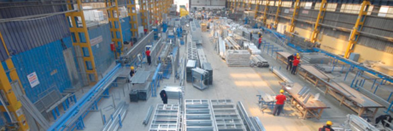 Prefabrik Yapı A.Ş. yeni yatırımlarına son hız devam ediyor