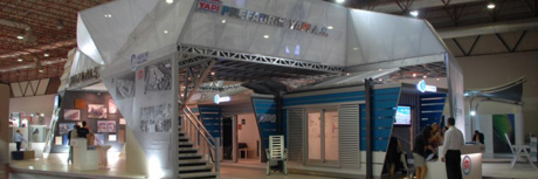 Prefabrik Yapı A.Ş. – Buildist 2010 Fuarı