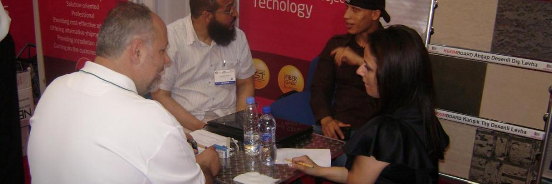 Libya Build Fuar Katılımı Başarıyla Gerçekleşti