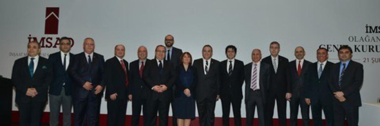 İMSAD'ın Yeni Yönetiminde Prefabrik Yapı Sektörü, İlk Kez Yönetim Kurulu Seviyesinde Temsil Edilecek