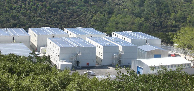 Kamp Yapıları