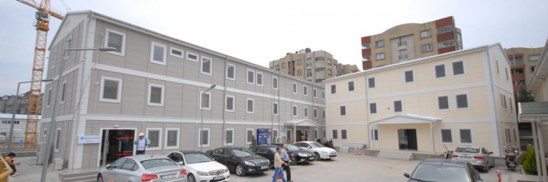 Emaar Square Projesi Mobilizasyonunda Prefabrik Yapı A.Ş. İmzası
