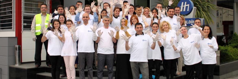 Hekim Holding 5 Haziran Dünya Çevre Günü'nde Sosyal Duyarlılığı ile İlgi Çekti