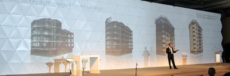 Prefabrik Yapı A.Ş. Sürdürülebilir Markalar Konferansı'ndaydı