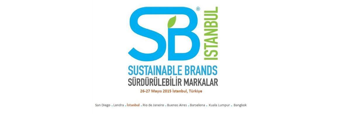 Prefabrik Yapı A.Ş. Sustainable Brands 2015'de