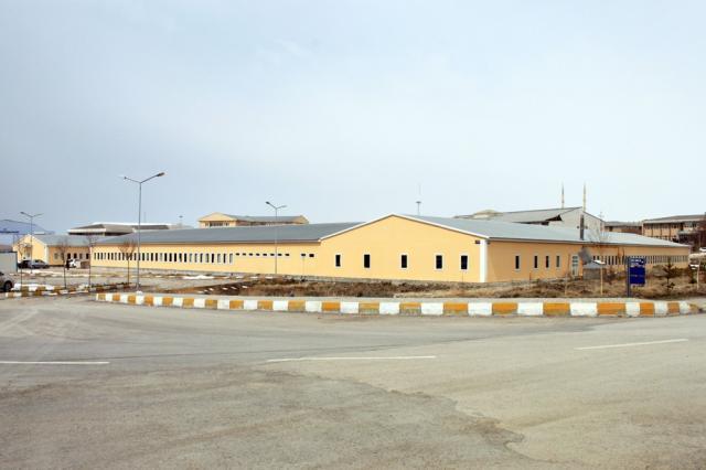 100. Yıl Üniversitesi Fakülte Binaları