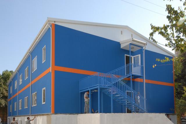 Akademi Costruction MNG Kargo Yönetim Binası