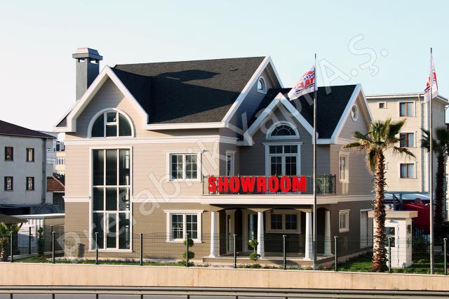 Amerikan Mimarisi Villa Proje 2