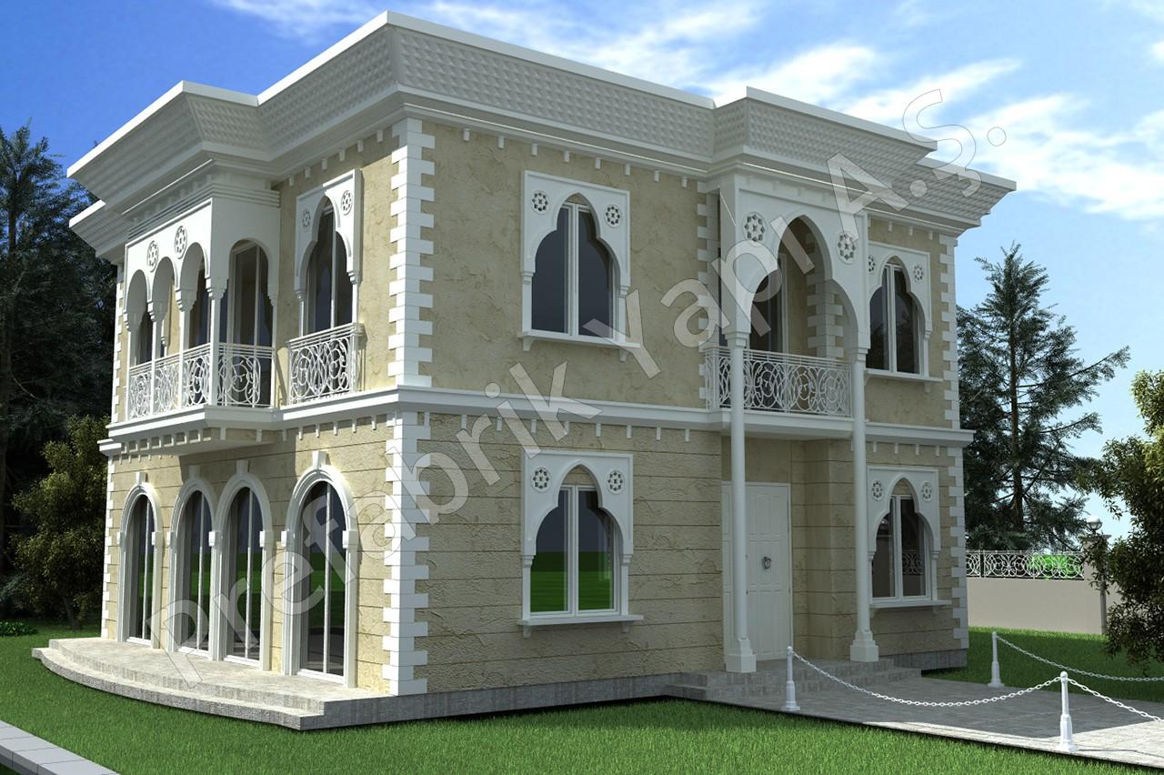 Arap Mimarisi Villa 1