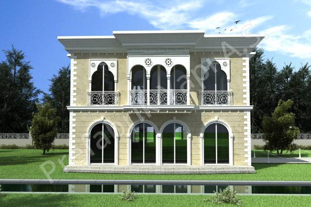 Arap Mimarisi Villa