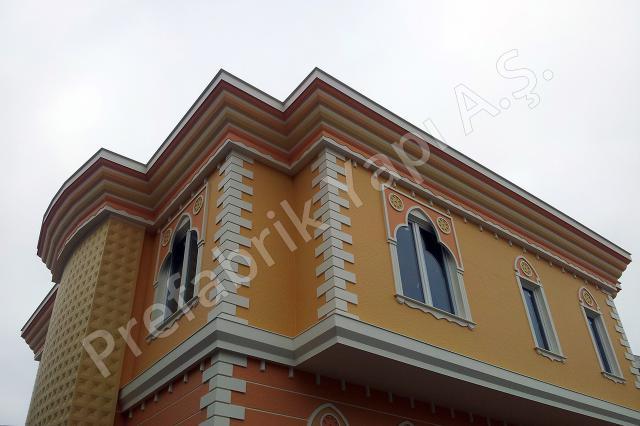 Arap Mimarisi Villa Proje 1