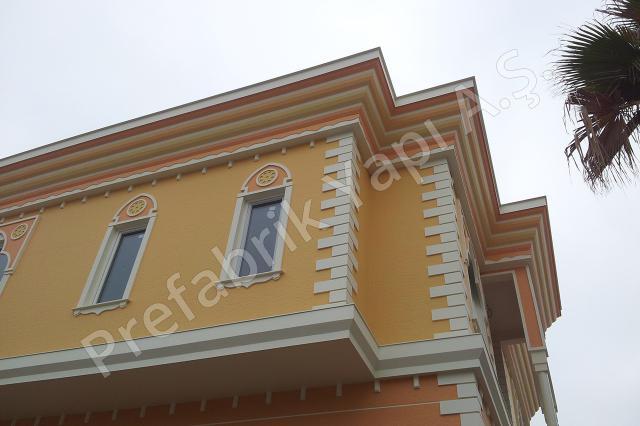 Arap Mimarisi Villa Proje 2