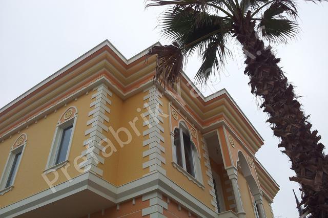 Arap Mimarisi Villa Proje 3