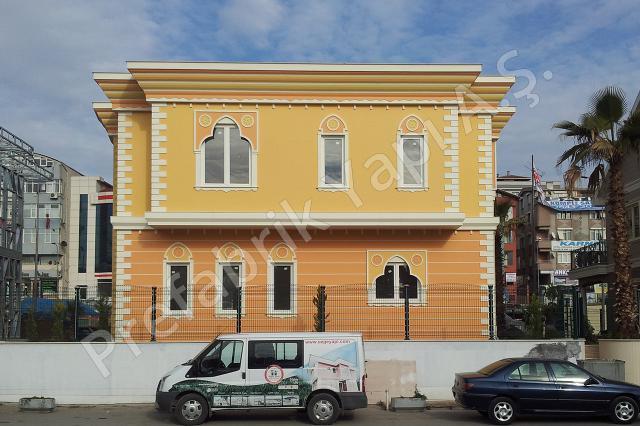 Arap Mimarisi Villa Proje 5