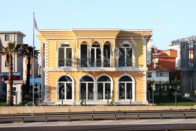 Arap Mimarisi Villa Proje 6