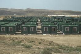 Azerbaycan Konteyner Kamp Projesi