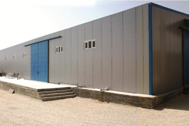 Ersa Sakız Ltd. Şti. Üretim Tesisleri