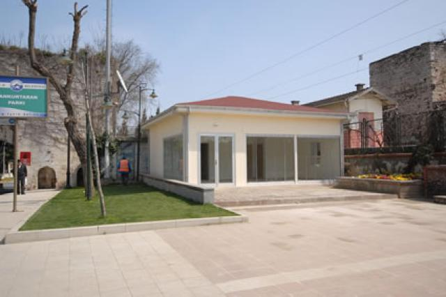 Fatih Belediyesi Satış Üniteleri