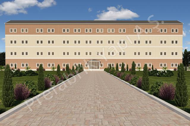 Hastane 4340 m2