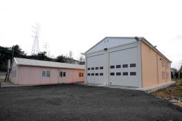 İ.B.B. İtfaiye Müdürlüğü Garaj ve Müfreze Binaları
