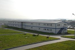LİMAK İnşaat Sabiha Gökçen Havalimanı Şantiye Binaları