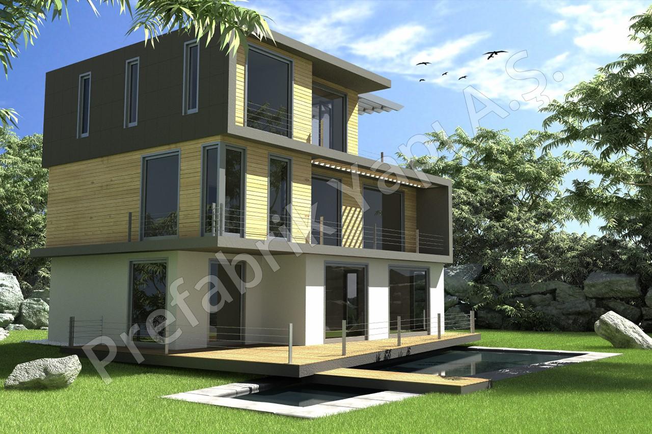 Modern Villa 1
