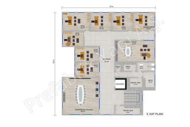 5. Kat Plan