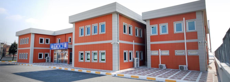 Prefabrik Ofis Binaları