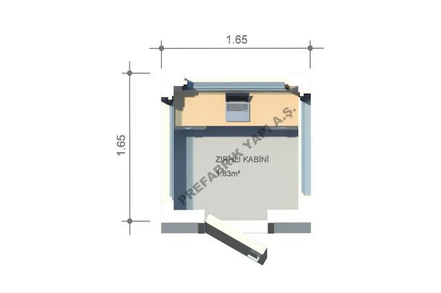 OHSS-ST-B2001 B6-1.65