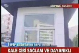 Prefabrik Yapı A.Ş. ATV Ana Haber Bülteninde