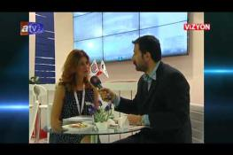 Prefabrik Yapı A.Ş. ATV Avrupa Vizyon Programı (Yapı Fuarı 2014)