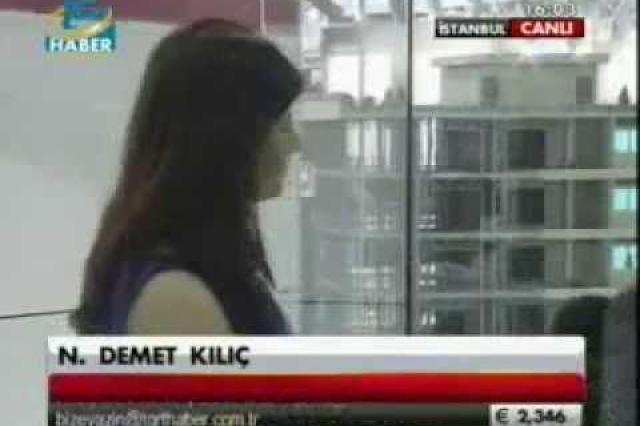 Prefabrik Yapı A.Ş. İstanbul 2013 Yapı Fuarı TGRT Haber