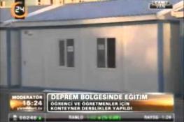 Prefabrik Yapı A.Ş. Kanal 24 Haber Bülteninde
