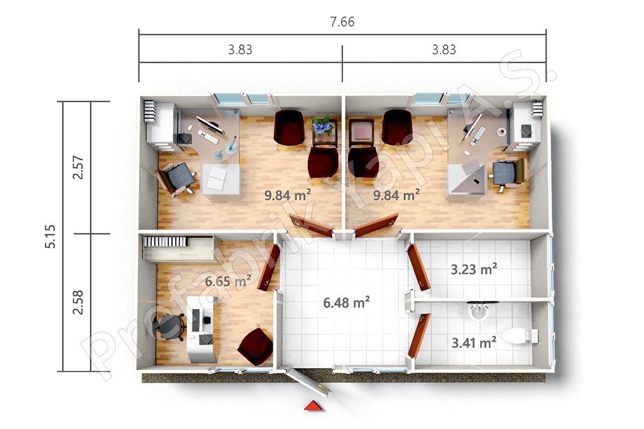 pro 39 m2. Black Bedroom Furniture Sets. Home Design Ideas