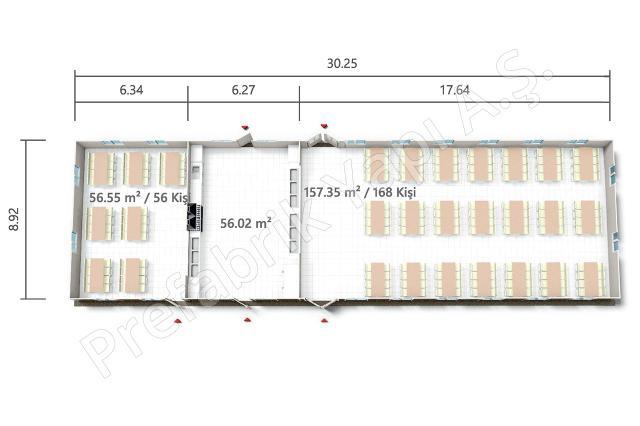 PRY 270 m2 Plan