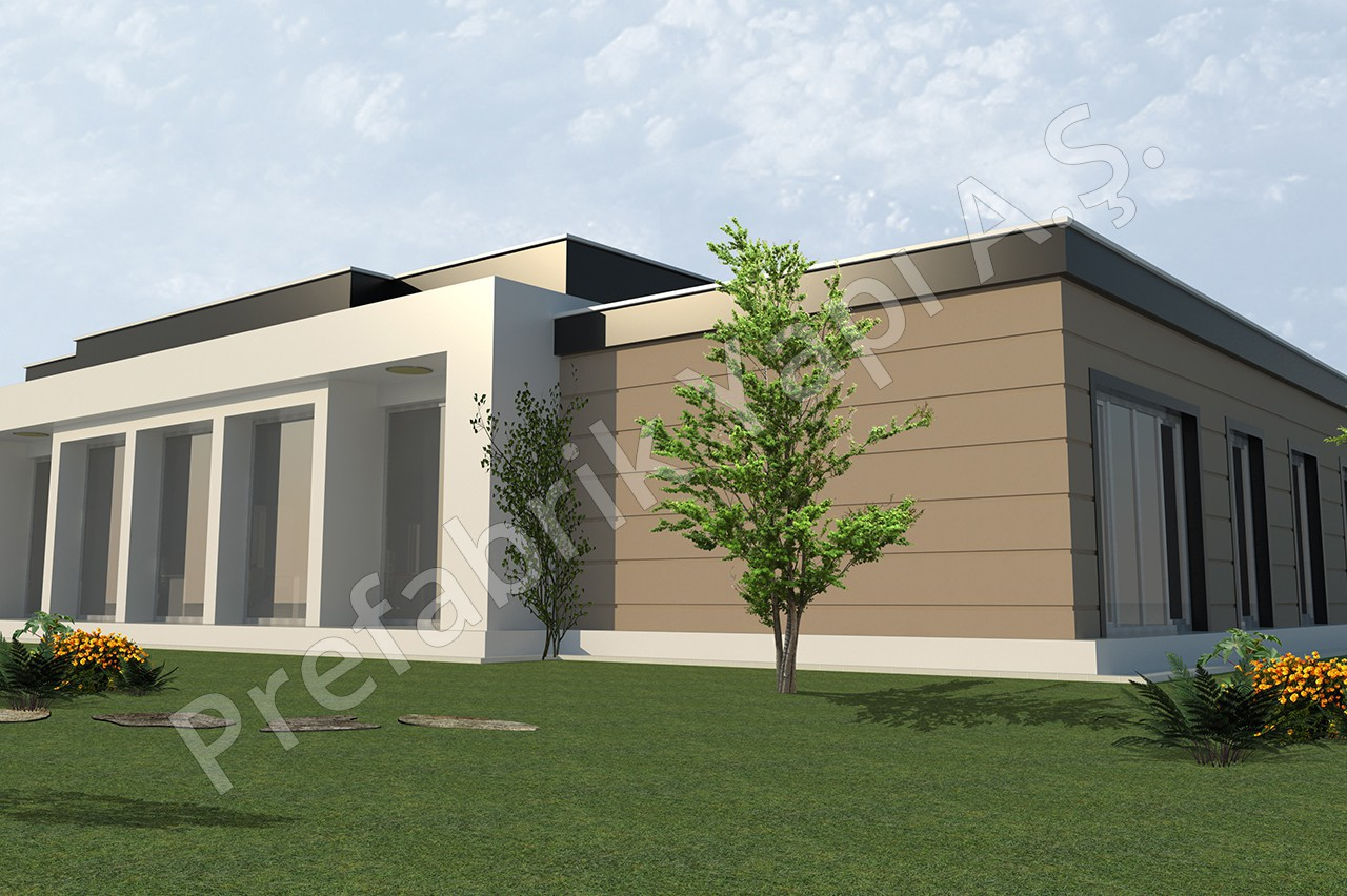 Satış Ofisi 318 m2 2