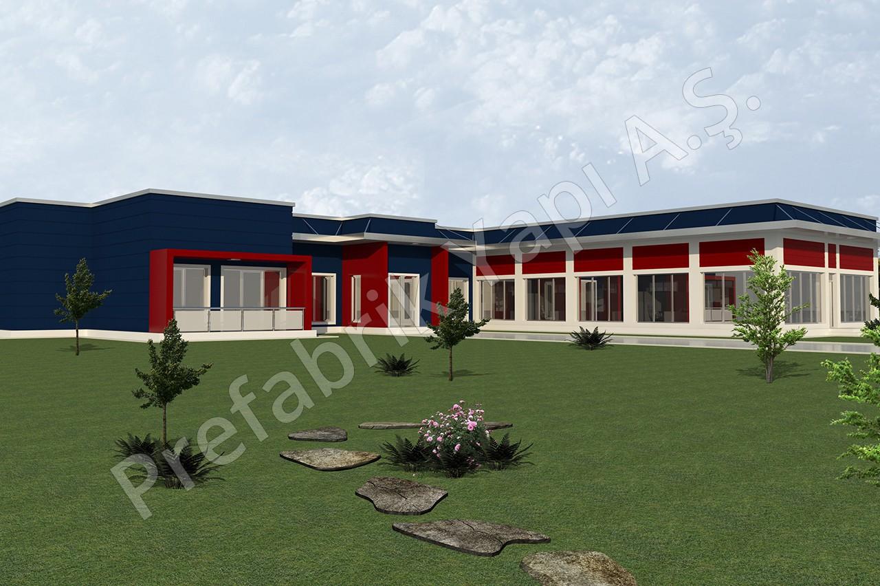 Satış Ofisi 645 m2 1