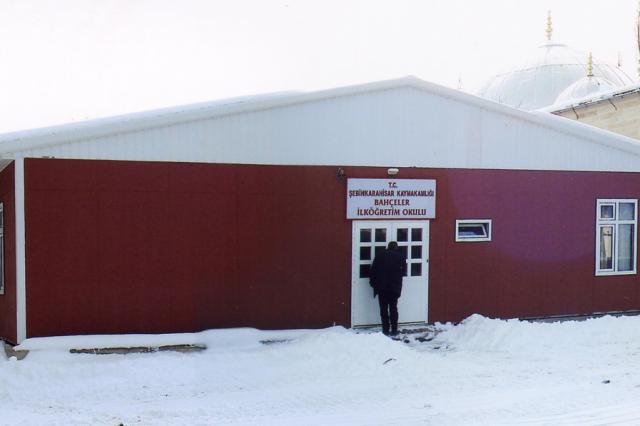 Şebinkarahisar İlköğretim Okulu