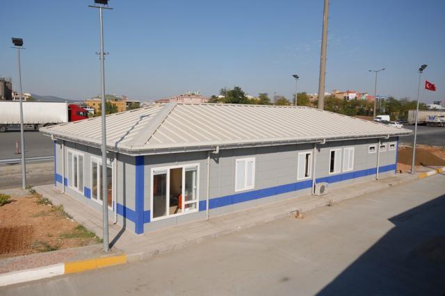 T.C. Ulaştırma Bakanlığı Denetim İstasyon Binaları