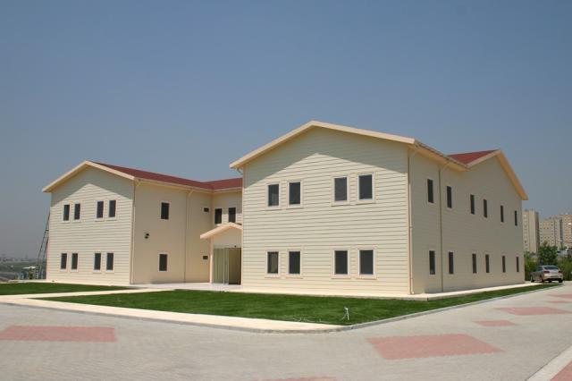 T.C. Başbakanlık TOKİ Hizmet Binası