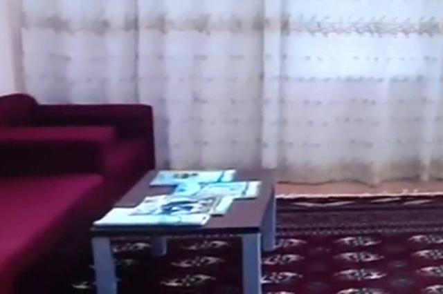 Türkmenistan Sınır Karakolları Konut Binaları Açılışı