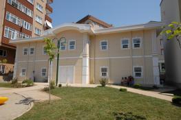 Üsküdar Belediyesi Aile Sağlığı Merkezi ve Kreş Binası