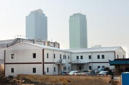 Yeni Teknik Yapı Maslak İstanbul Projesi
