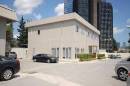 Zorlu Center Satış Ofisi