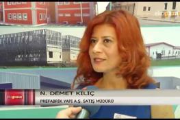 İstanbul Yapı Fuarı 2015 Ekopazar [ATV Avrupa]
