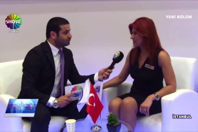 İstanbul Yapı Fuarı 2015 Ekoshow [Show Türk]