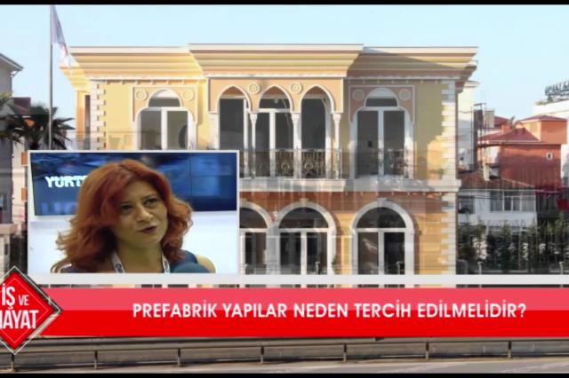 İstanbul Yapı Fuarı 2015 İş ve Hayat [Kanal A]
