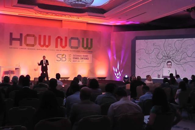Prefabrik Yapı A.Ş. 2015 Sürdürülebilir Markalar Konferansı